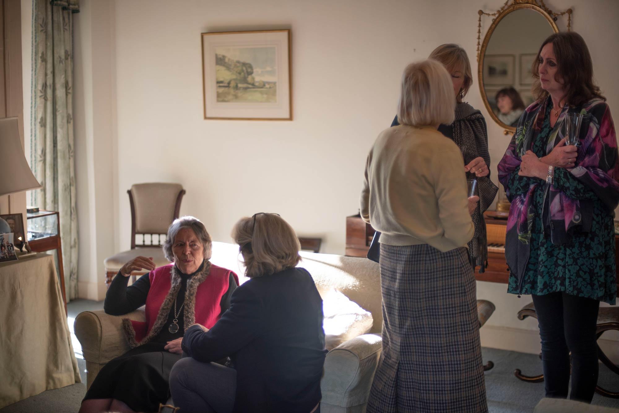 Pittleworth Manor Stockbridge Winchester Literary Lunch