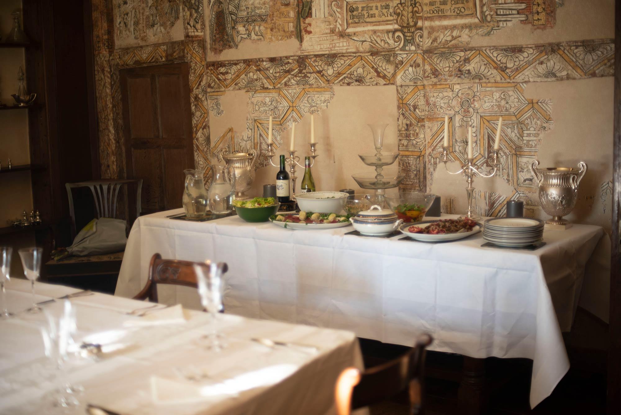 Literary Lunch Pittleworth Manor